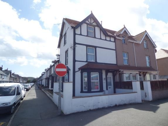 Thumbnail Terraced house for sale in Herkomer Road, Llandudno, Conwy, North Wales