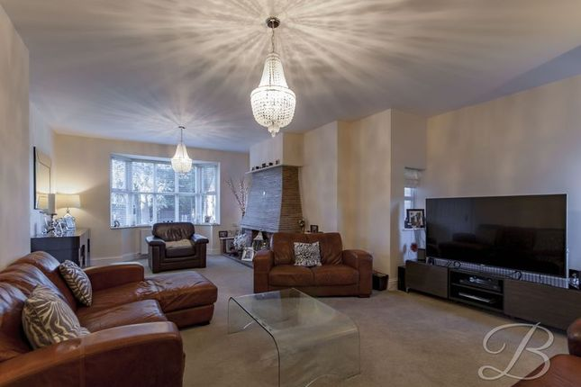 Thumbnail Detached bungalow for sale in Nottingham Road, Mansfield