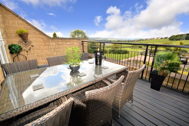 Thumbnail Detached house for sale in Springfield Court, Robertstown, Liversedge