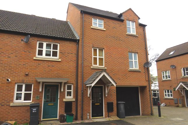 Thumbnail Town house for sale in Massingham Park, Taunton
