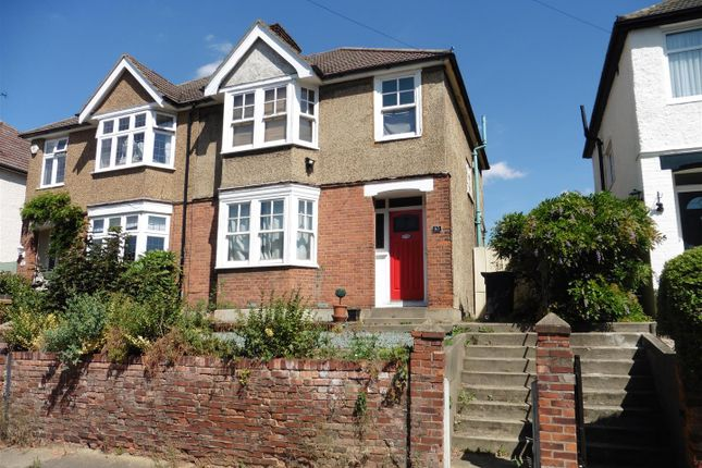 Thumbnail Semi-detached house to rent in High View Avenue, Grays