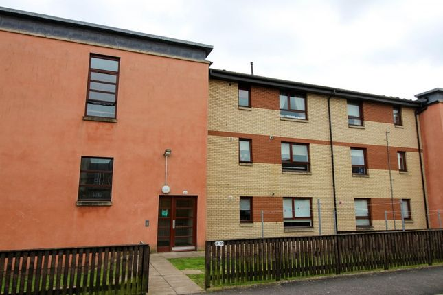 Thumbnail Flat to rent in Burnside Court, Camelon