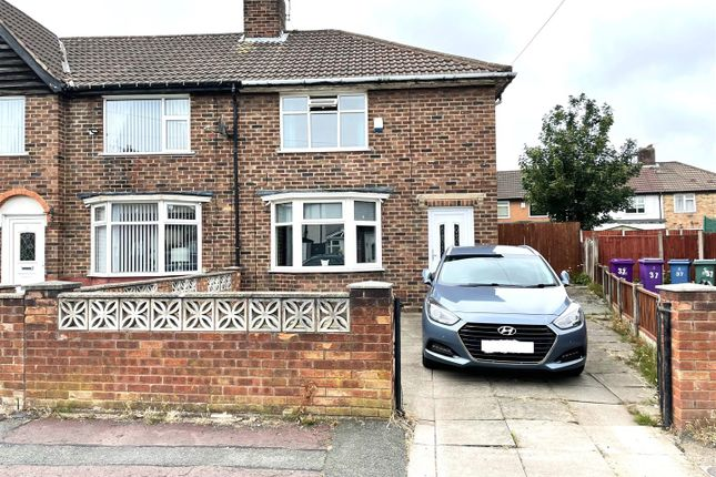3 bed town house for sale in Lynsted Road, Dovecot, Liverpool L14