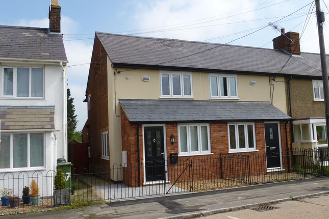 Thumbnail Semi-detached house to rent in Aylesbury Road, Aston Clinton, Aylesbury