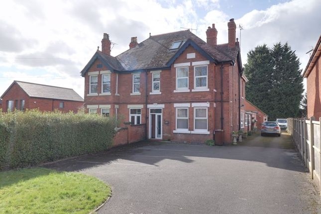 Thumbnail Semi-detached house for sale in Stone Road, Stafford