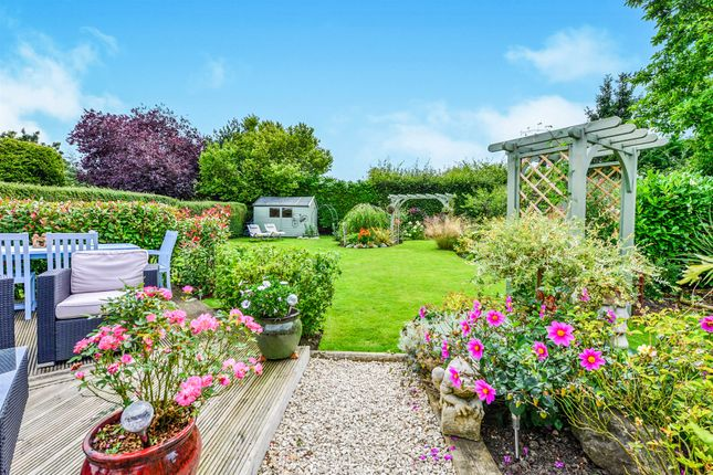 Thumbnail Detached bungalow for sale in The Butts, Westbury