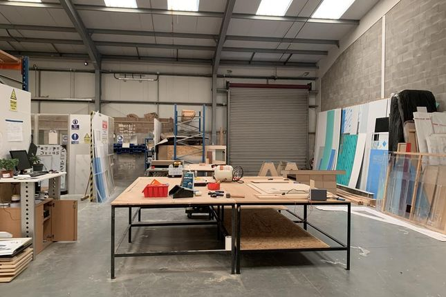 Thumbnail Light industrial for sale in Unit G4, South Point Industrial Estate, Cardiff
