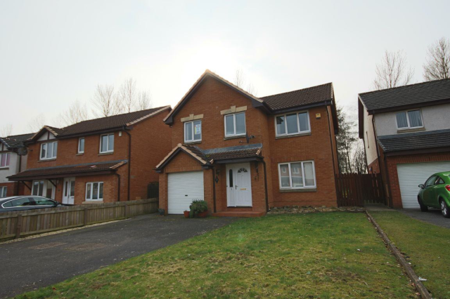 Thumbnail Detached house to rent in Columbia Avenue, Howden, Livingston, 6Pr