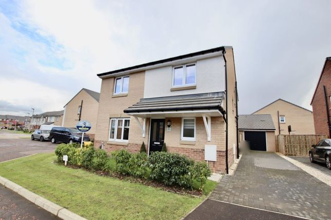 Thumbnail Detached house for sale in Crawhill Drive, Bargeddie