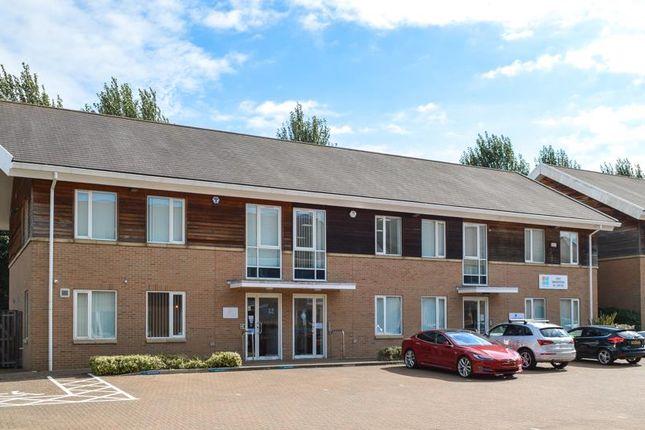 Thumbnail Office to let in 11 Diamond Court, 1st Floor, Opal Drive, Fox Milne, Milton Keynes