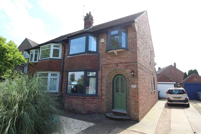 Thumbnail Semi-detached house for sale in Inglemire Lane, Hull
