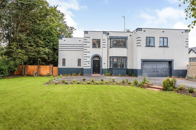 Thumbnail Detached house for sale in Lodge Lane, Singleton, Poulton-Le-Fylde, Lancashire