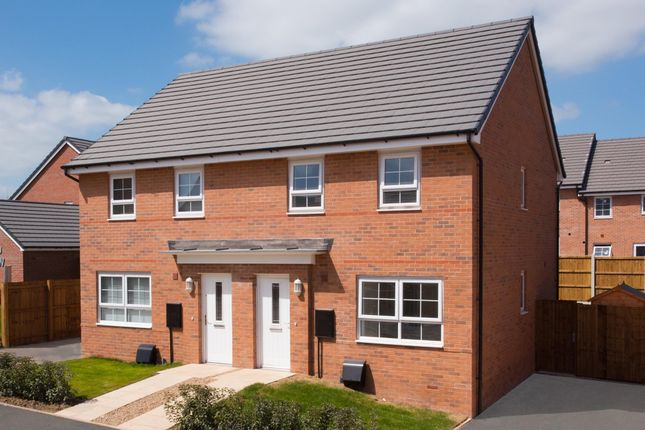 """Thumbnail Semi-detached house for sale in """"Maidstone"""" at Manor Drive, Upton, Wirral"""