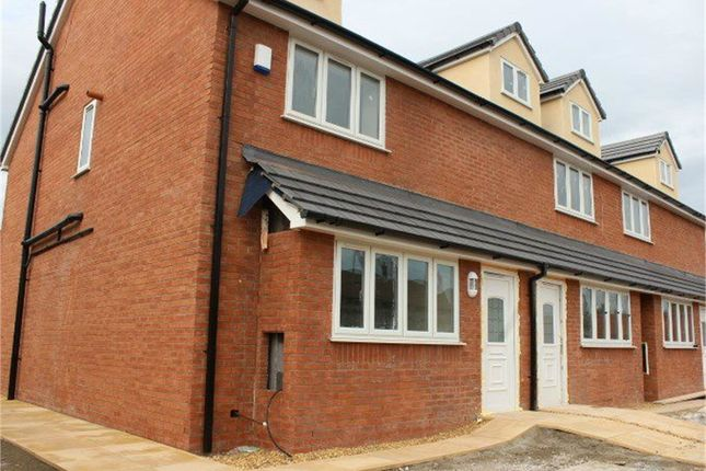 Thumbnail Town house for sale in Croxteth Hall Lane, Croxteth, Liverpool, Merseyside