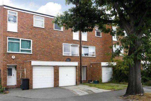 Thumbnail Property to rent in Dumbleton Close, Kingston Upon Thames