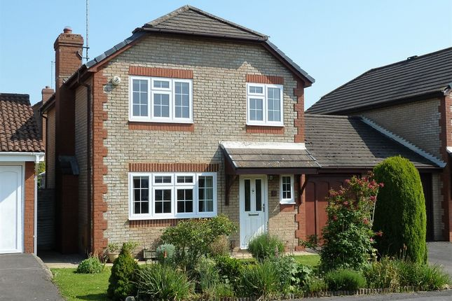 Thumbnail Detached house for sale in Kingfisher Drive, Durrington, Salisbury