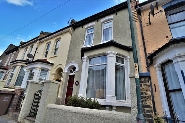Thumbnail Terraced house for sale in Kitchener Road, Rochester, Kent