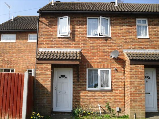Thumbnail Terraced house to rent in Manorfield, Ashford, Kent