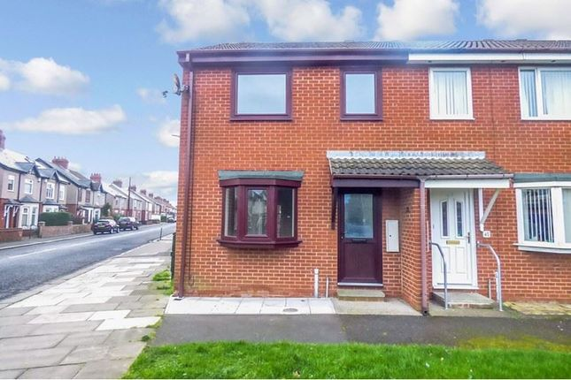 Terraced house to rent in Robert Street, Blyth