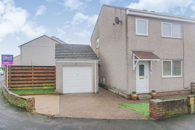 Thumbnail Semi-detached house for sale in Winchester Drive, Whitehaven