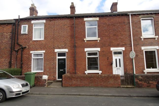 Thumbnail Terraced house to rent in Carlton Street, Horbury