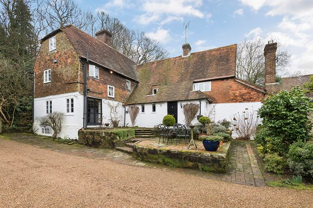 Thumbnail Detached house for sale in Boars Head, Crowborough, East Sussex