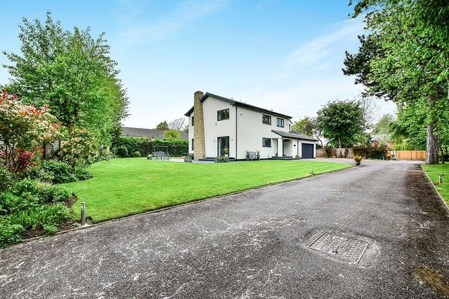 Thumbnail Detached house for sale in Smiths Lawn, Wilmslow