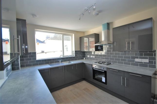 Thumbnail Terraced house to rent in Turret Grove, Mutley, Plymouth
