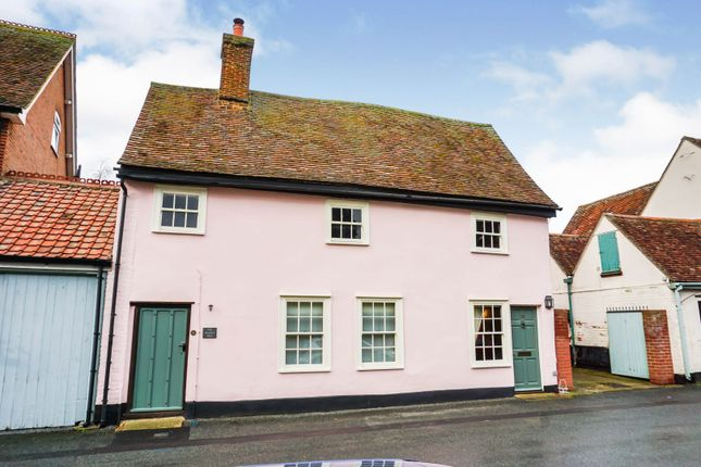 Thumbnail Detached house for sale in George Street, Hadleigh, Ipswich