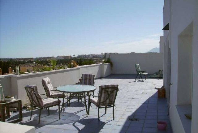 Terrace of Spain, Málaga, Marbella, Nueva Andalucía