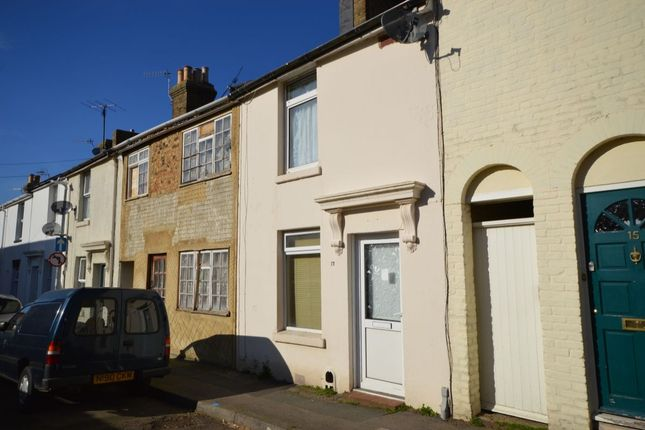 Thumbnail Terraced house to rent in Minster Road, Faversham