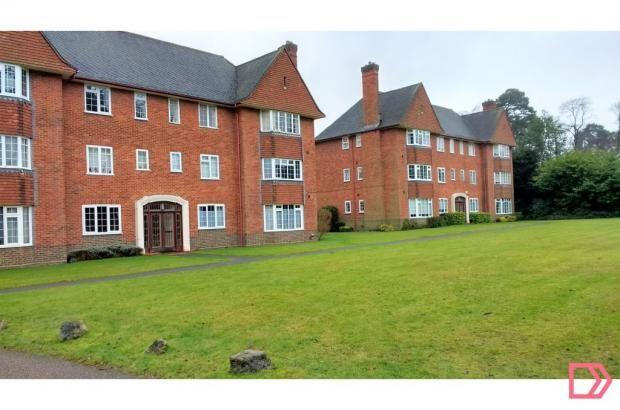 2 bed flat to rent in Ellesmere Court, Ellesmere Road, Weybridge, Surrey KT13