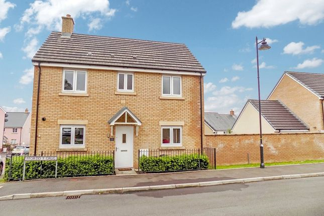 Thumbnail Detached house for sale in Ffordd Y Grug, Coity, Bridgend .