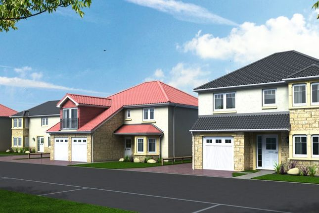3 bedroom semi-detached house for sale in The Myrtle, Off Cupar Road, Leven, Fife