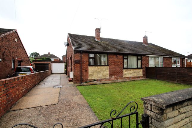 Thumbnail Semi-detached bungalow to rent in Denholme Meadow, South Elmsall