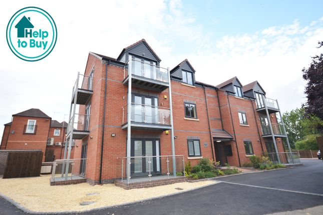 Thumbnail Flat for sale in Brookes Close, Studley