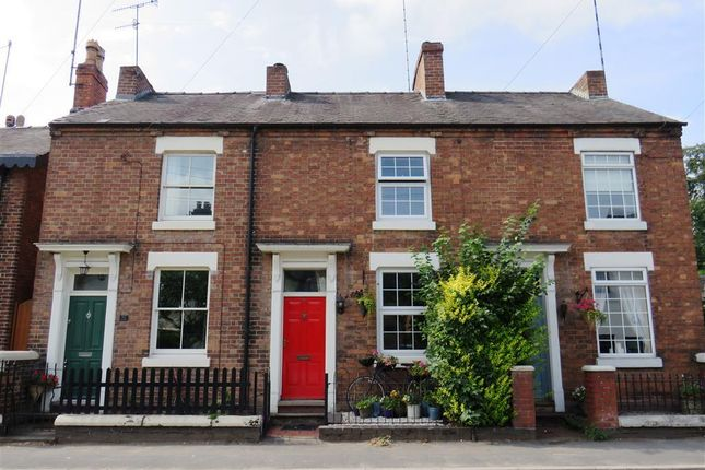 Thumbnail Terraced house to rent in High Street, Repton, Derby