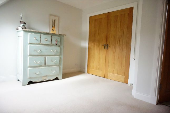 Bedroom Four of Rossie Steadings, Perth PH2