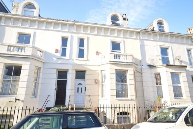 Thumbnail Flat for sale in Moor View Terrace, Plymouth, Devon