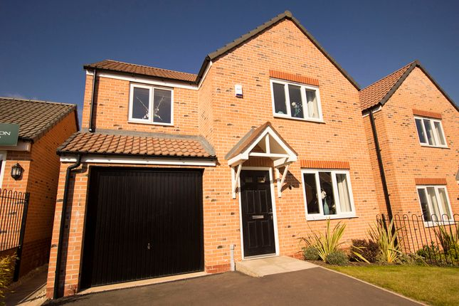 """4 bed detached house for sale in """"The Roseberry"""" at Northborough Way, Boulton Moor, Derby DE24"""