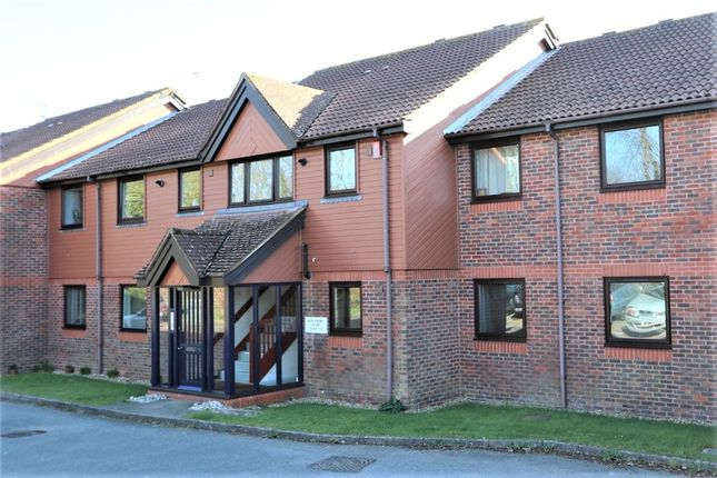 Thumbnail Flat for sale in Hawthorn Court, Black Path, Polegate, East Sussex