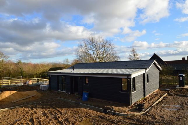 Thumbnail Detached bungalow for sale in Blackmore End, Braintree, Essex