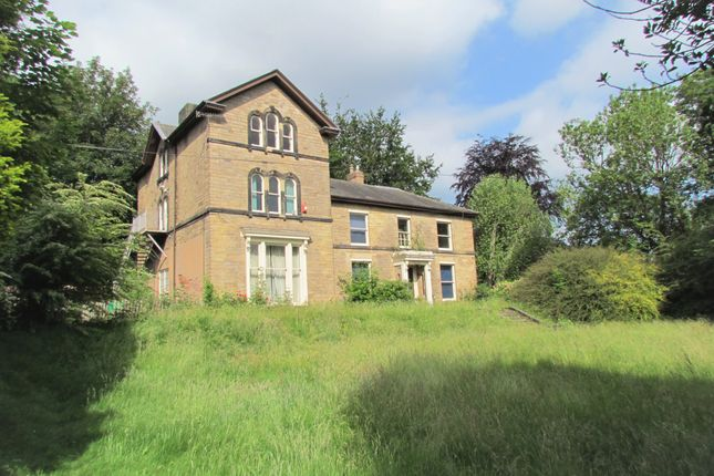 Thumbnail Country house for sale in 11 Abercrombie Street, Chesterfield