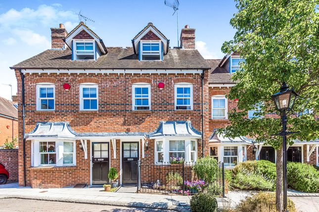 Semi-detached house to rent in High Street, Hartley Wintney, Hook