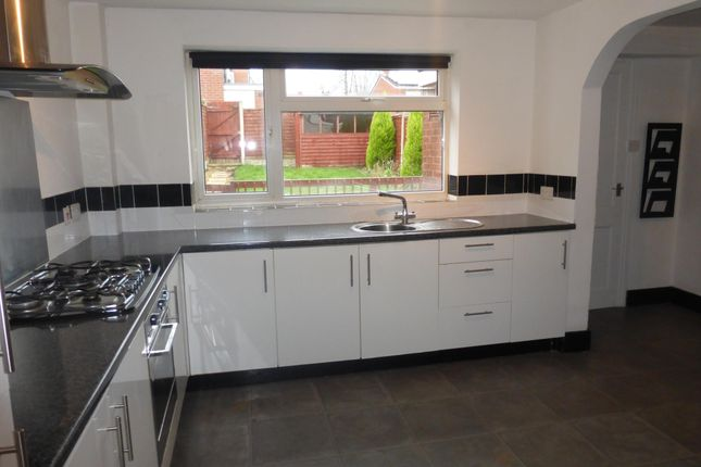 Thumbnail Terraced house to rent in Green Lane, Rugeley