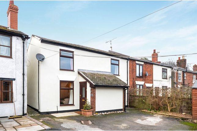 End terrace house in  Shaw Street  Riddings  Alfreton D Hackney