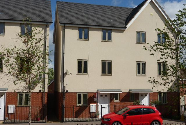 3 bed town house for sale in Campbell Road, Hereford