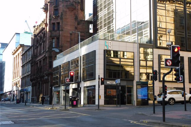 Thumbnail Office to let in 58 Waterloo Street, Glasgow, City Of Glasgow