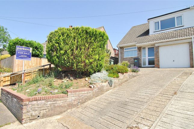 Thumbnail Semi-detached house for sale in Wickridge Close, Stroud