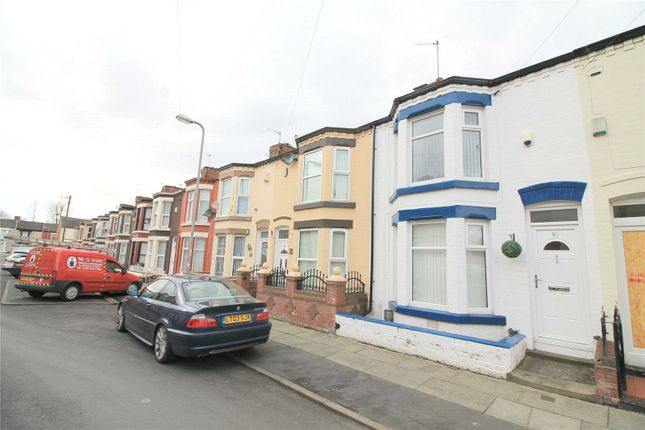 Thumbnail Terraced house to rent in Chelsea Road, Litherland